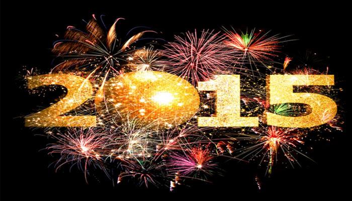 Nochevieja de cena y año nuevo de baile. ¡¡Por un próspero 2015!!