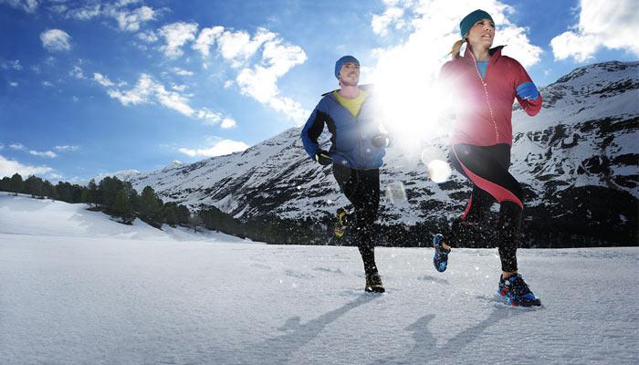 running invierno