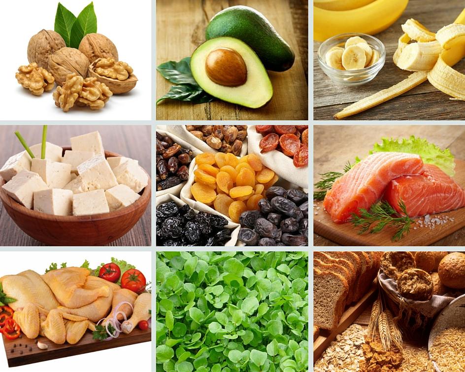 9 alimentos que te ayudan a tener una vida alegre