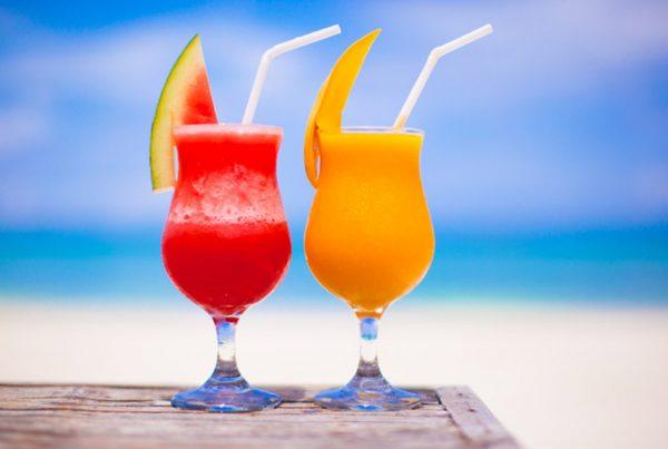 zumos playa