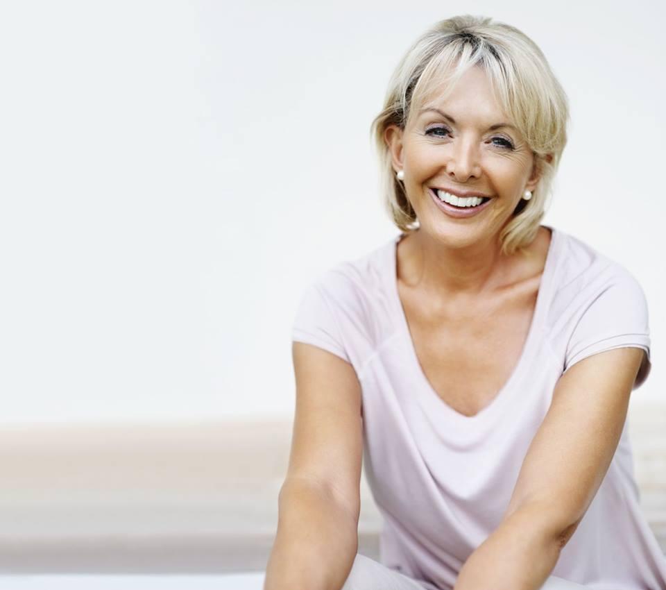 Actitud positiva y vida saludable durante la menopausia