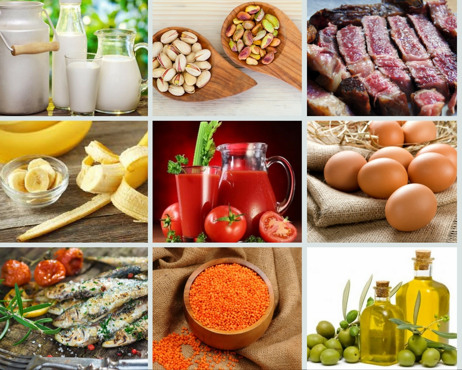 11 alimentos para tener un cuerpo fibroso