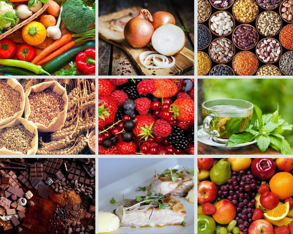 Alimentos que mejoran el sistema circulatorio