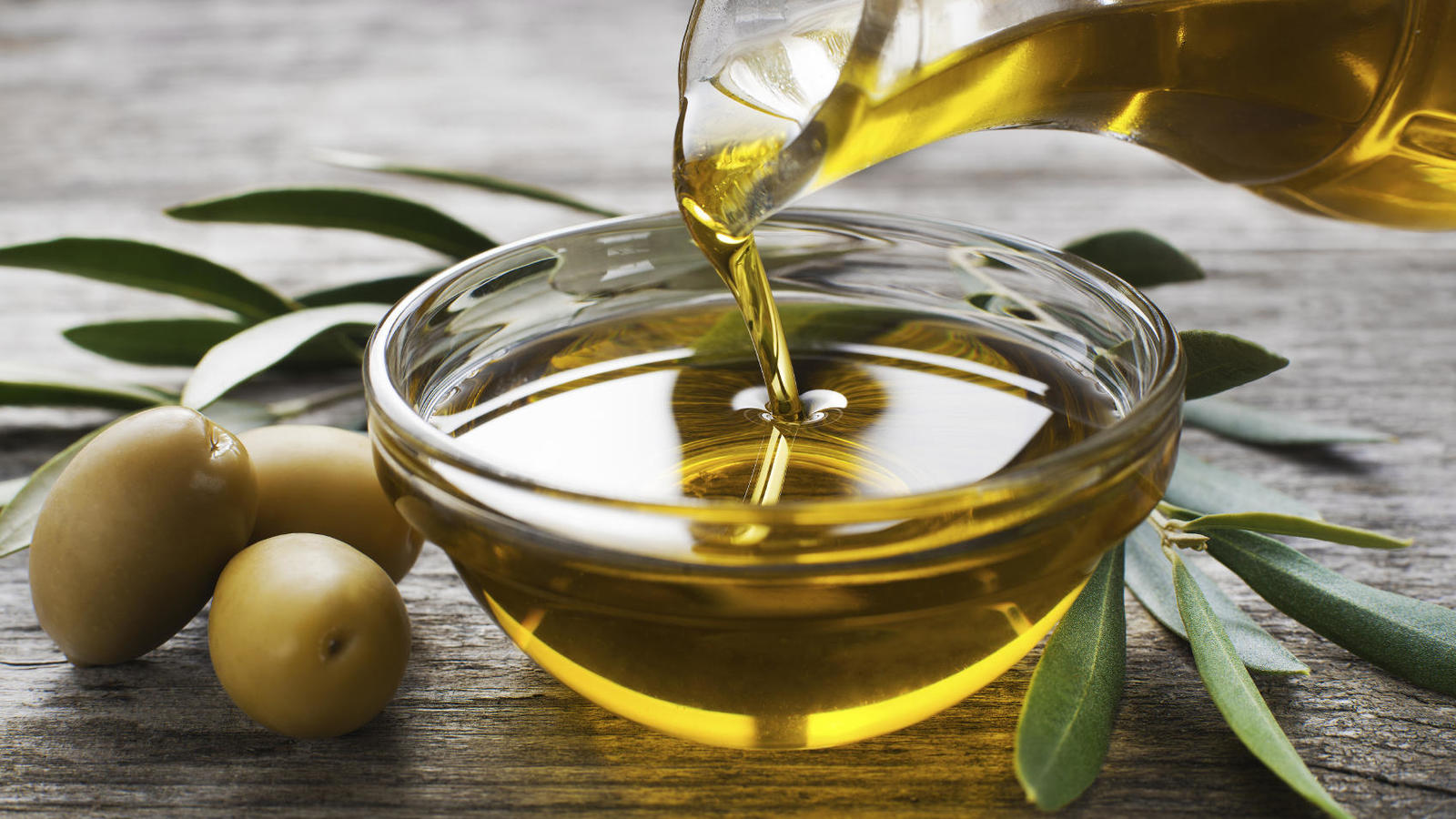 Aceite de oliva virgen: nutritivo
