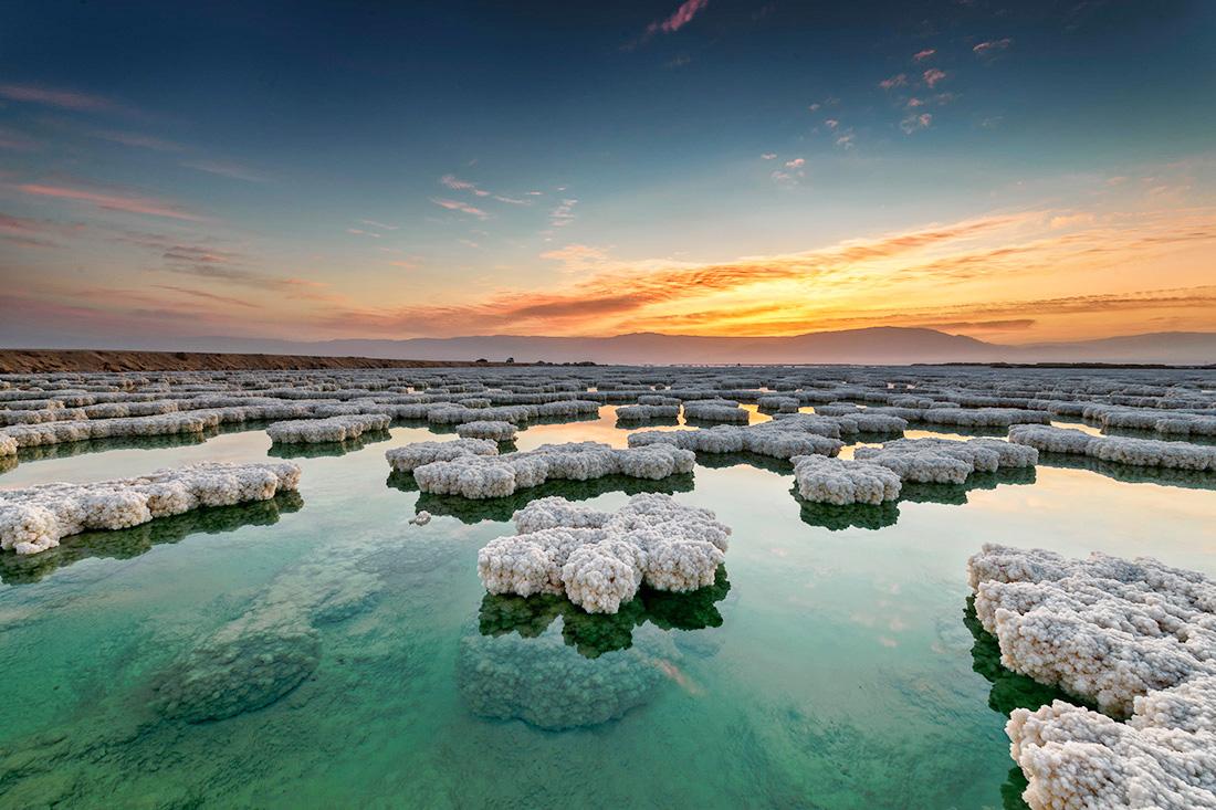 Todo lo que siempre quisiste conocer sobre las propiedades del Mar Muerto