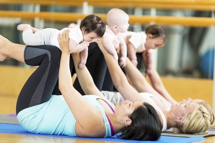 ¡Recuperar la figura después del parto es posible!