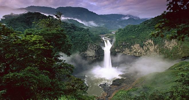 """Nueva cosmética exótica: Amazonas, mucho más que el """"pulmón del planeta"""""""