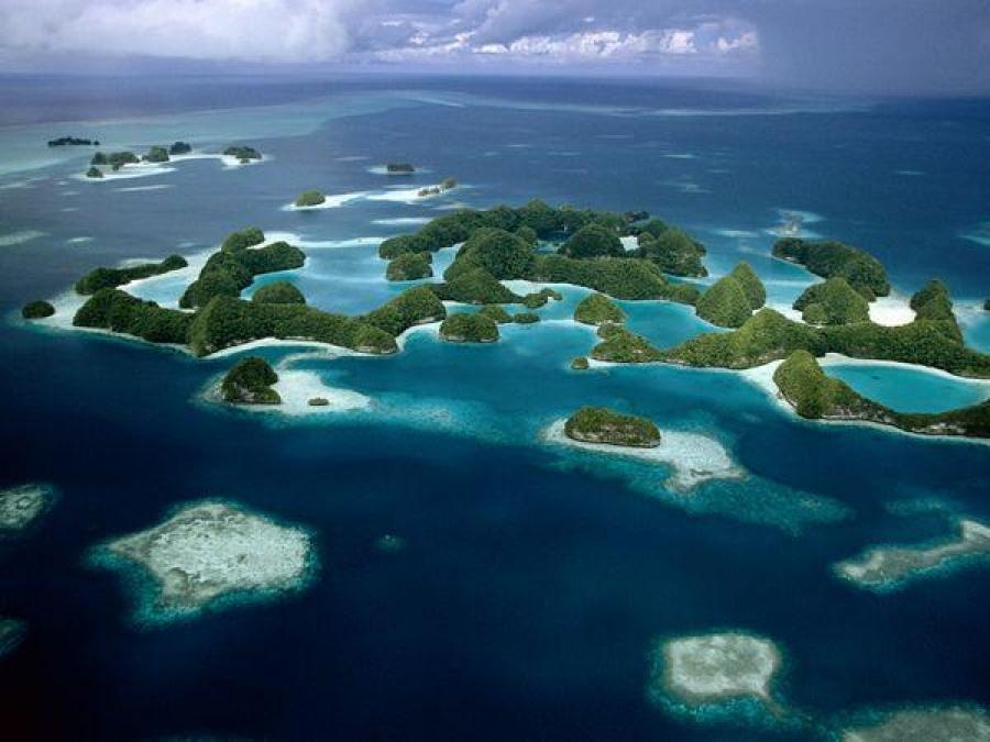 Nueva cosmética exótica: Islas del Pacífico y Australia