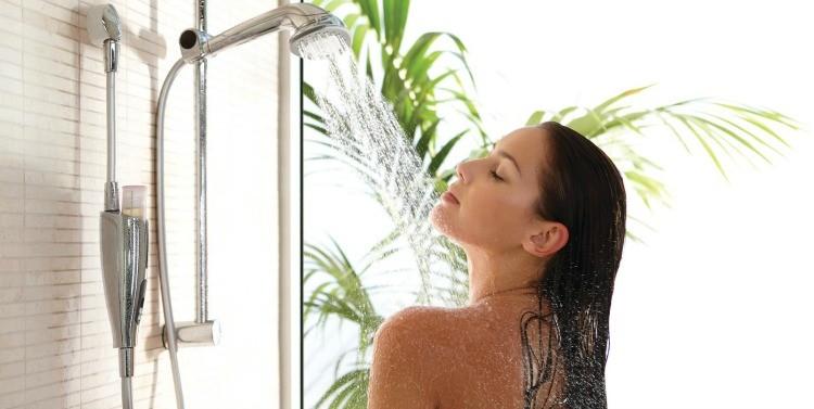 10 consejos para no dañar nuestra piel bajo la ducha
