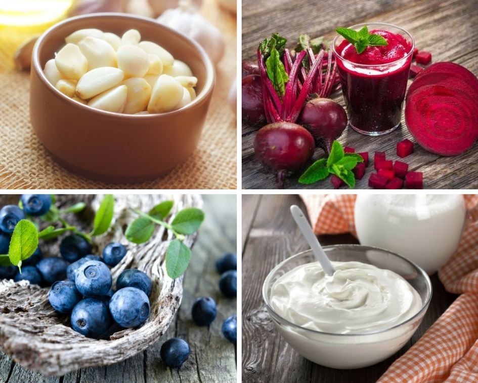 4 alimentos para reducir la presión arterial