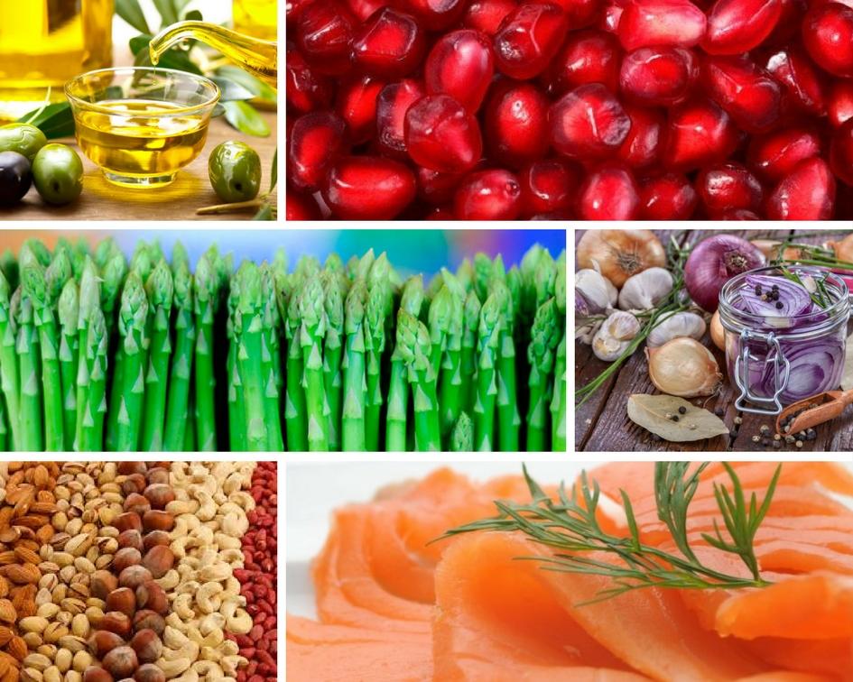 8 alimentos que necesitan tus articulaciones