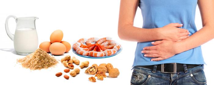 Diferencia entre intolerancia y alergia alimentaria