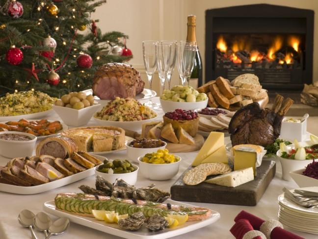 5 claves que ayudan a contrarrestar las grandes comilonas de navidad