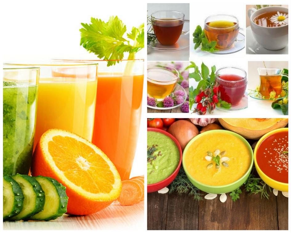 3 maneras de hidratarse en invierno de forma sana y baja en calorías