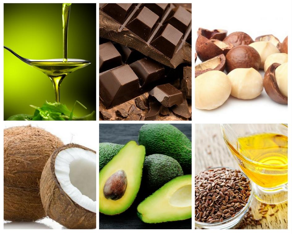 6 alimentos con grasas buenas que puedes incluir en tu dieta saludable