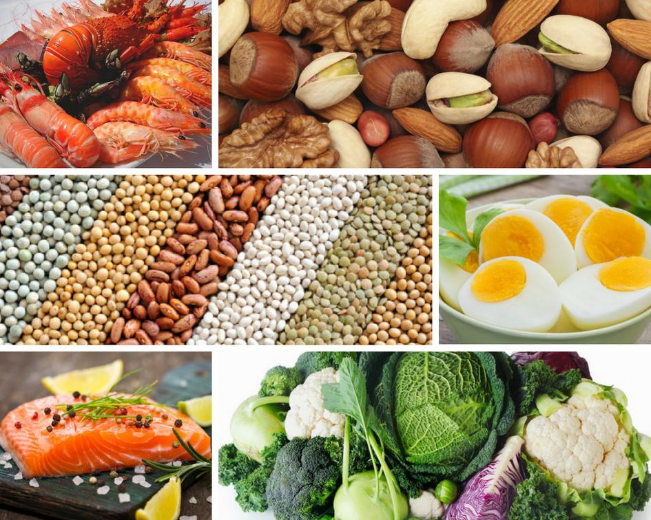 6 Alimentos para tener unas uñas y un pelo sano y fuertes