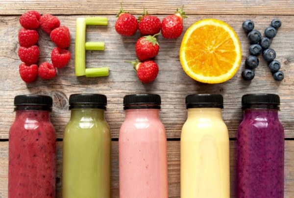 dieta detox post navidad